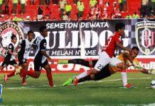 Bali United Vs PSM Makassar 1