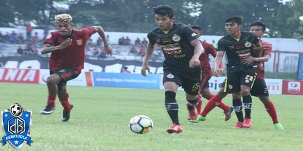 Kalteng Putra vs Semen Padang