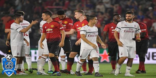 Manchester United vs AC Milan