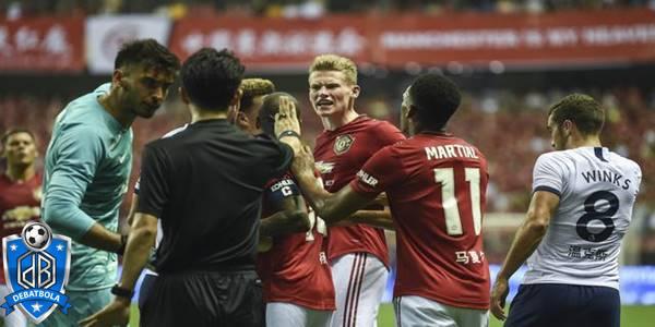 Manchester United vs AC Milan