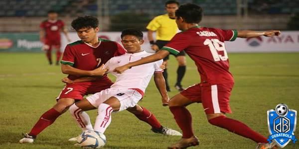 Myanmar U19 vs Indonesia U19