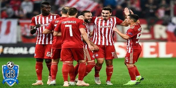 Olympiakos vs Krasnodar