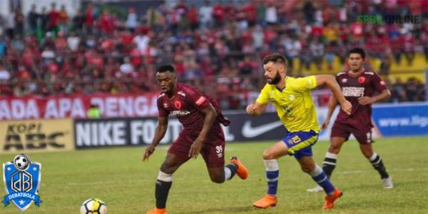 PSM Makassar vs Barito Putera