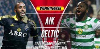 Prediksi AIK vs Celtic