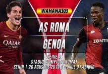 Prediksi AS Roma vs Genoa