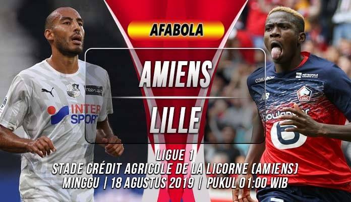 Prediksi Amiens vs Lille