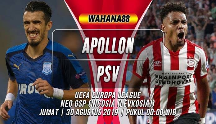 Prediksi Apollon vs PSV