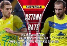 Prediksi Astana vs BATE