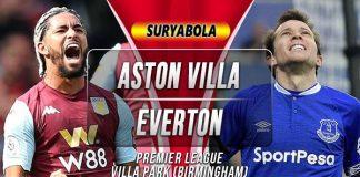 Prediksi Aston Villa vs Everton