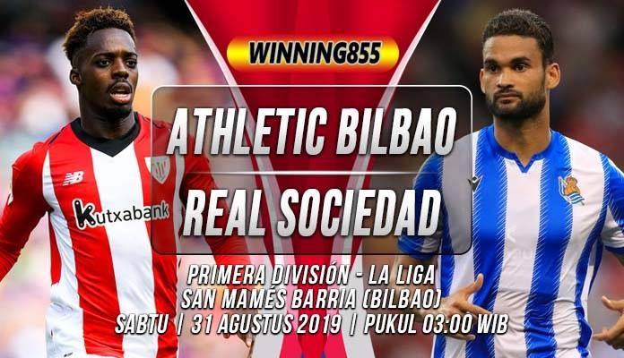 Prediksi Athletic Bilbao vs Real Sociedad