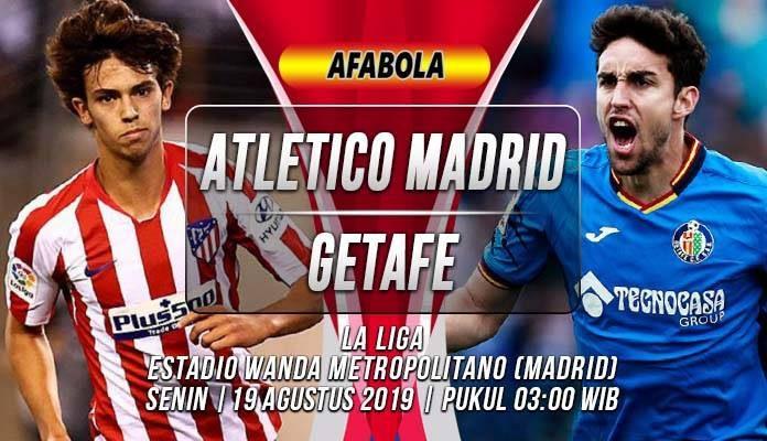 Prediksi Atletico Madrid vs Getafe