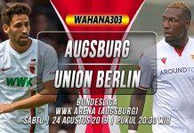 Prediksi Augsburg vs Union Berlin