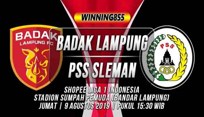 Prediksi Badak Lampung vs PSS Sleman