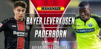 Prediksi Bayer Leverkusen vs Paderborn