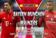 Prediksi Bayern Munchen vs Mainz