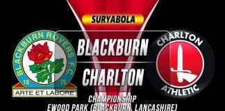Prediksi Blackburn Rovers vs Charlton Athletic