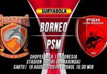 Prediksi Borneo vs PSM