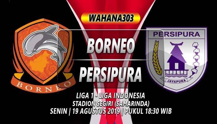 Prediksi Borneo vs Persipura