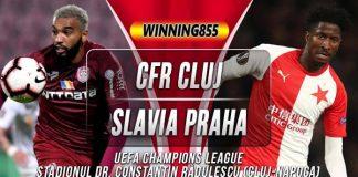 Prediksi CFR Cluj vs Slavia Praha
