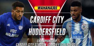 Prediksi Cardiff City vs Huddersfield
