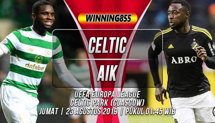 Prediksi Celtic vs AIK