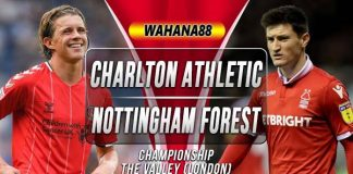 Prediksi Charlton vs Notthingham Forest