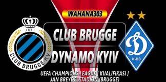 Prediksi Club Brugge vs Dinamo Kiev