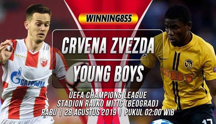 Prediksi Crvena Zvezda vs Young Boys