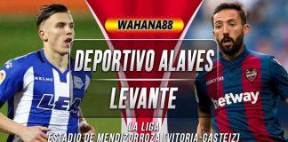 Prediksi Deportivo Alaves vs Levante