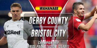 Prediksi Derby County vs Bristol City