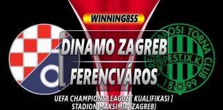 Prediksi Dinamo Zagreb vs Ferencvaros