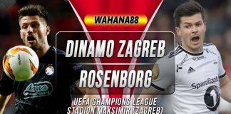 Prediksi Dinamo Zagreb vs Rosenborg