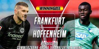 Prediksi Eintracht Frankfurt vs Hoffenheim