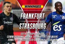 Prediksi Eintracht Frankfurt vs Strasbourg