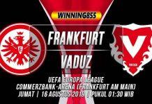 Prediksi Eintracht Frankfurt vs Vaduz