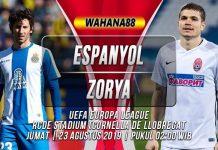 Prediksi Zorya vs Espanyol