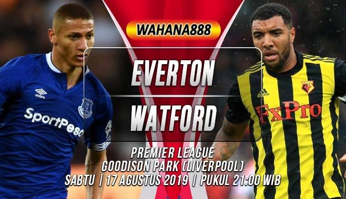 Prediksi Everton vs Watford