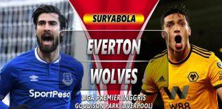 Prediksi Everton vs Wolves