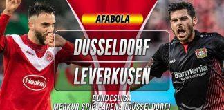 Prediksi Fortuna Dusseldorf vs Leverkusen