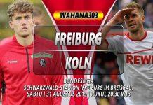 Prediksi Freiburg vs Koln