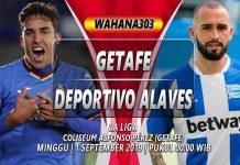Prediksi Getafe vs Deportivo Alaves