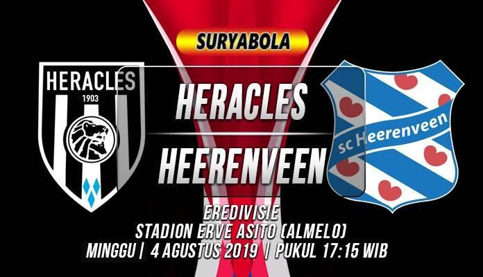 Prediksi Heracles vs Heerenveen