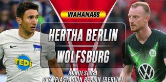 Prediksi Hertha Berlin vs Wolfsburg