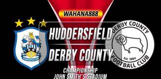 Prediksi Huddersfield Town vs Derby County