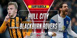 Prediksi Hull City vs Blackburn Rovers