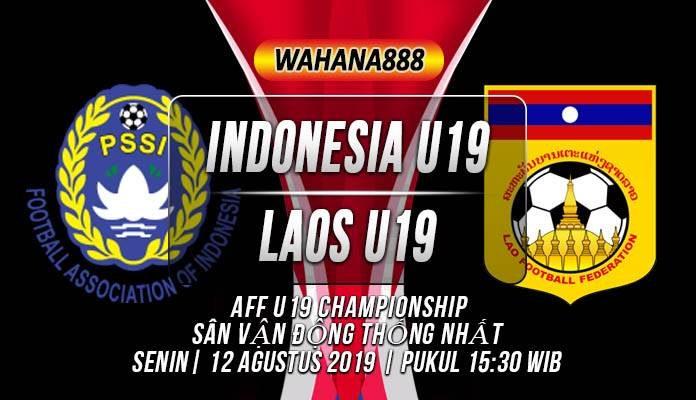 Prediksi Indonesia U19 vs Laos U19