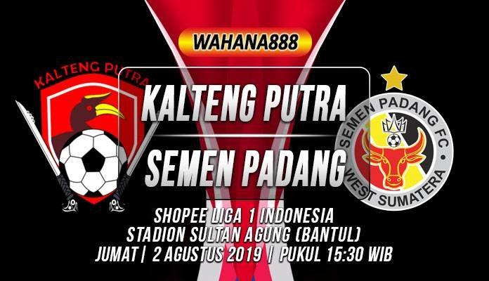Prediksi Kalteng Putra vs Semen Padang