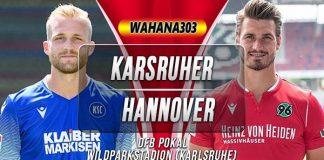 Prediksi Karlsruher vs Hannover