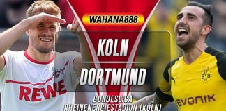 Prediksi Koln Vs Dortmund