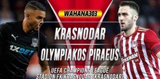 Prediksi Krasnodar vs Olympiakos